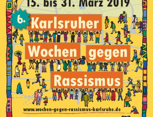 Wochen gegen Rassismus 2019